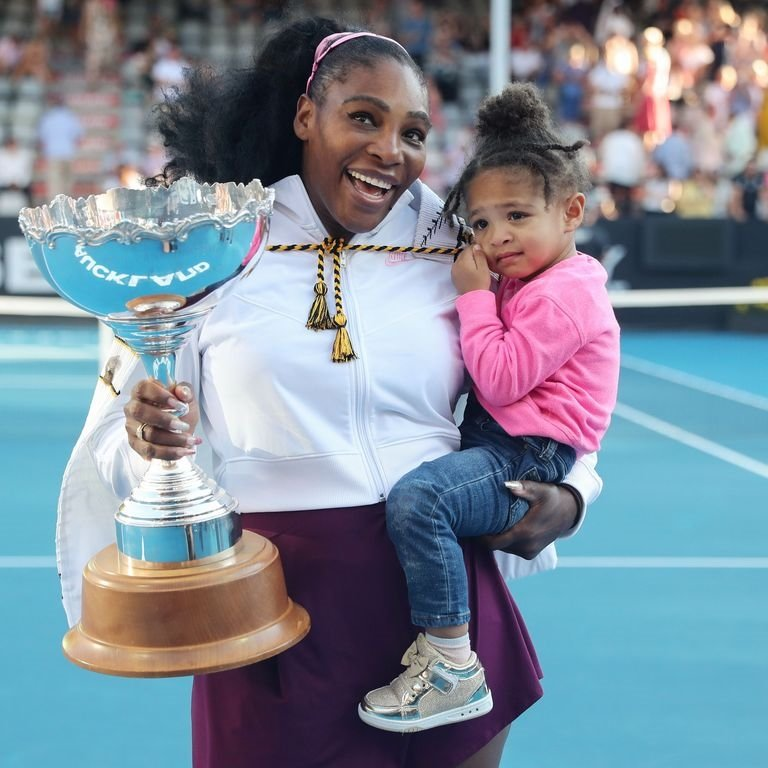 SERENA WİLLİAMS'IN KIZI TAKIM SAHİBİ OLDU