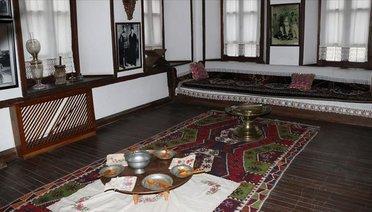 Atatürkün Emanetlerinin Bulunduğu Konak Tarih Kokuyor