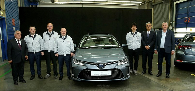 TOYOTAS NEW HYBRID CAR TO BE PRODUCED IN TURKEY