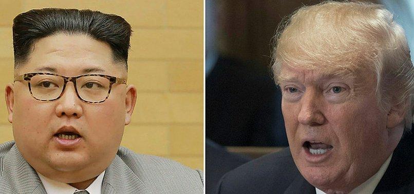 TRUMP ACCEPTS N. KOREAN LEADERS INVITATION FOR TALKS