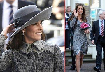 Kate Middleton dördüncü çocuğuna hamile mi?