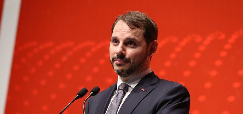 MINISTER ALBAYRAK SAYS TURKISH, U.S. DELEGATIONS HELD FRUITFUL TALKS IN WASHINGTON