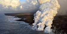 Lava crashes through roof of Hawaii tour boat, injuring 23
