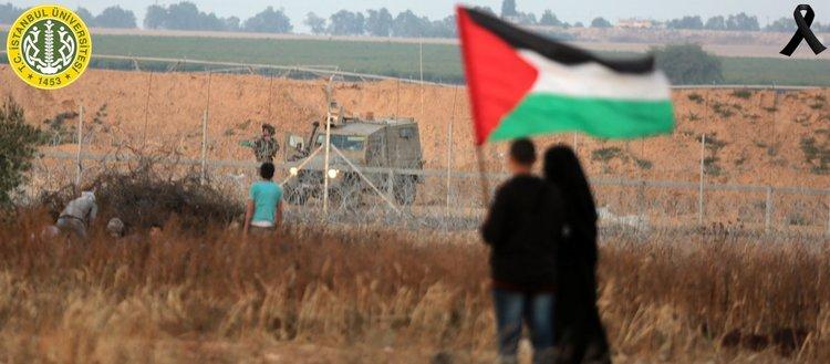 İsrailin uyguladığı katliam hakkında açıklama