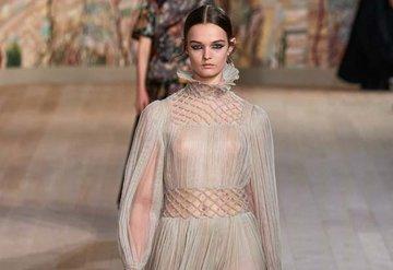 Dior Haute Couture Sonbahar-Kış 2021-2022 koleksiyonu