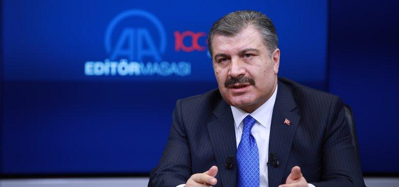 CHINAS CORONAVIRUS POSES NO POSSIBLE THREAT TO TURKEY