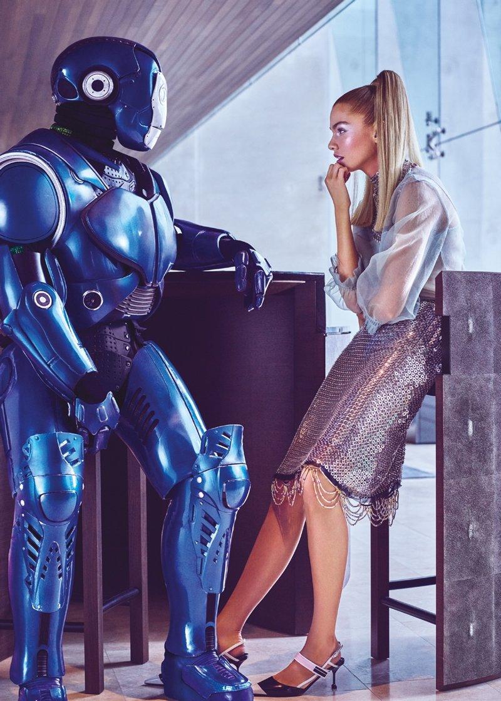 BİR ROBOT İŞİNİZİ KAPABİLİR Mİ?