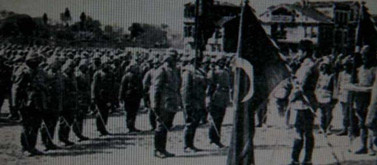 Çanakkale'de tarih yazan kahraman birlik; 57. Alay