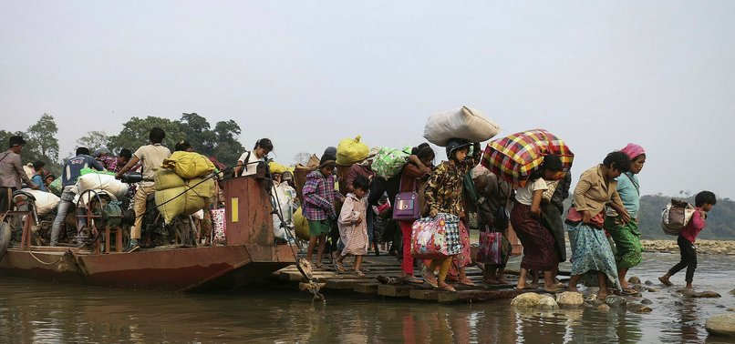 EU TO PROVIDE $9.8 MILLION TO MYANMAR