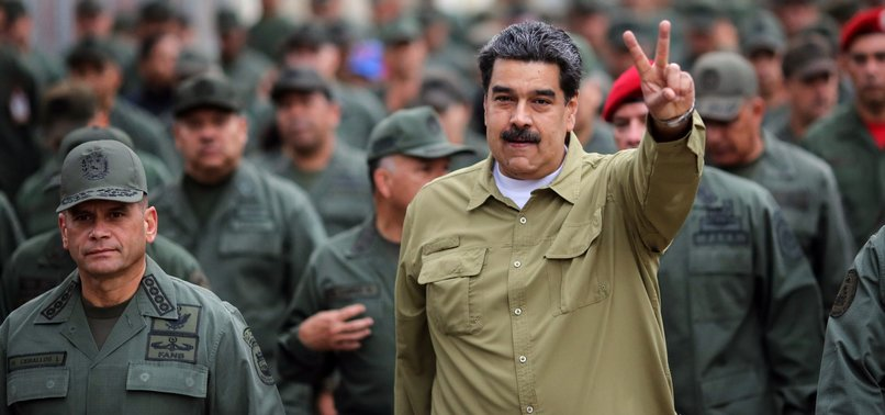 MADURO ASKS FOR SUPPORT OF AMERICAN CITIZENS TO AVOID NEW VIETNAM