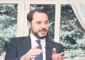 Berat Albayrak: ''Hedef enerji ihraç eden ülke olmak''