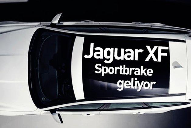 Jaguar XF Sportbrake geliyor