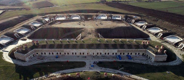 Hıdırlık Tabyası Balkanların en büyük interaktif müzesi olacak