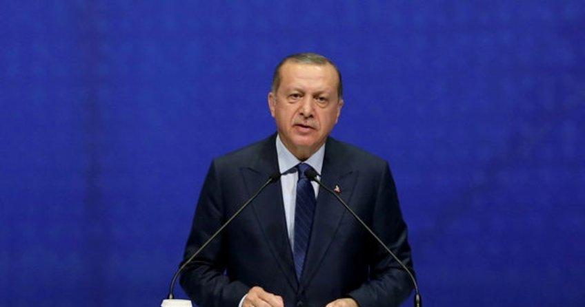 Cumhurbaşkanı Erdoğan Dünya Petrol Kongresi'nde konuştu