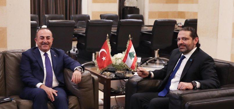 TURKEY, LEBANON EYE ENHANCED ECONOMIC, TRADE TIES