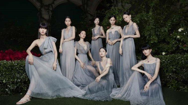 Dior Joaillerie Sunar: Dior Rose Yüksek Mücevher Koleksiyonu