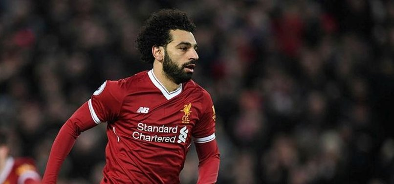 SALAH PICK OF AFRICANS IN EUROPE AGAIN