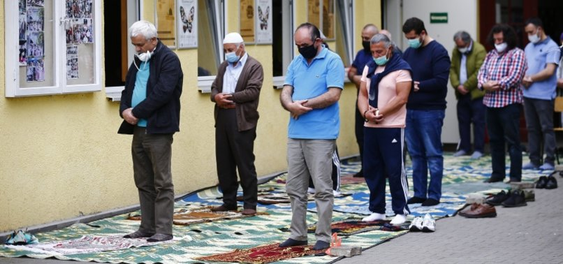 CONGREGATIONAL PRAYER GATHERINGS TO BE PARTIALLY ALLOWED IN TURKEY AS OF MAY 29