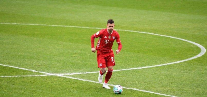 Madrid court suspends Bayerns Lucas Hernandez prison sentence