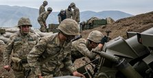 Azeri army resumes ops to free occupied lands from Armenia