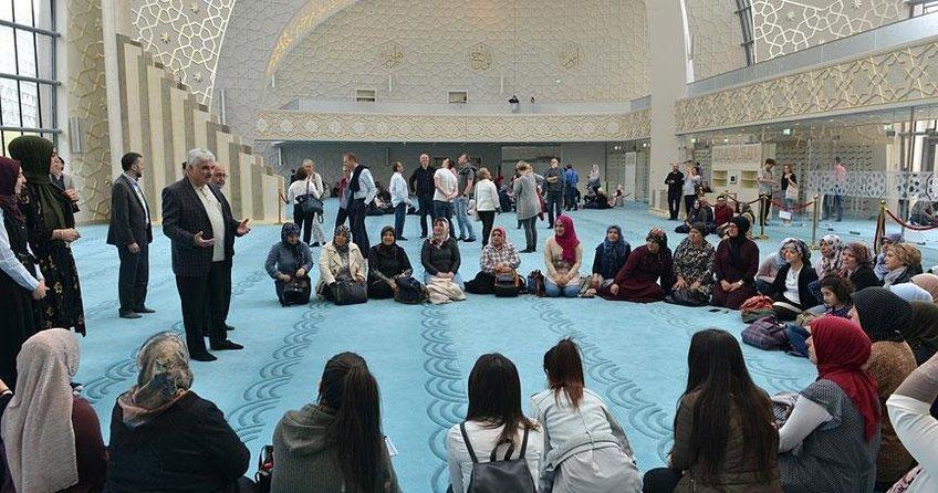 Köln Merkez Camisi Müslümanların ortak değeri