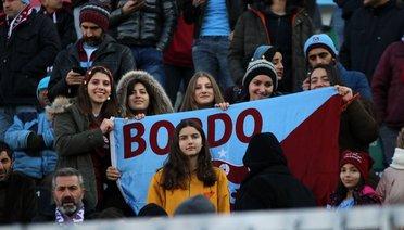 Süper Ligde Kadın Seyirci Oranı
