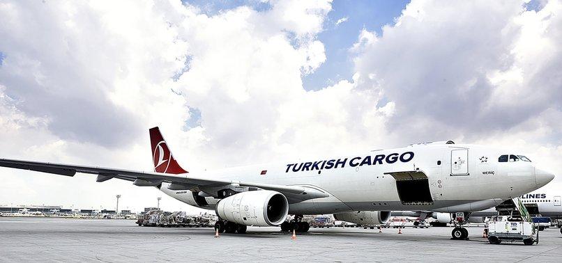 TURKISH CARGO KEEPS GROWING DESPITE GLOBAL SHRINKAGE