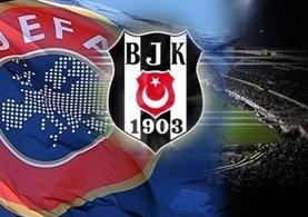 UEFA'dan Beşiktaş hakkında şok karar!