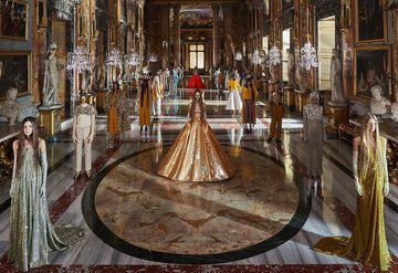Valentino Couture İlkbahar/Yaz 2021