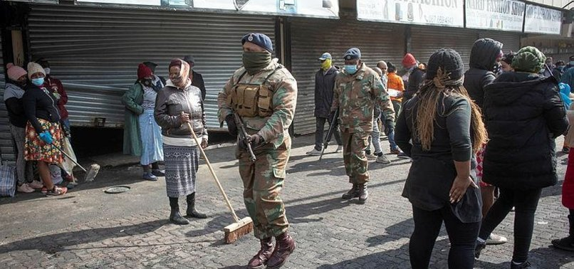 DEATH TOLL IN RECENT SOUTH AFRICA UNREST RISES TO 337 - MINISTER
