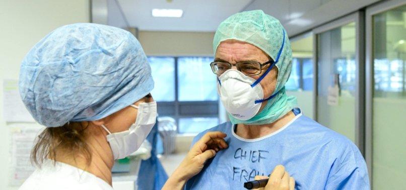 ITALY LOSES 100TH DOCTOR TO NOVEL CORONAVIRUS PANDEMIC