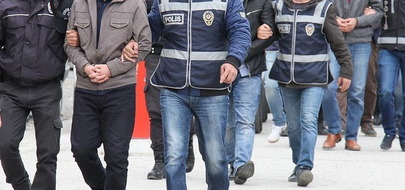 TURKEY ISSUES ARREST WARRANTS FOR FETO TERROR SUSPECTS
