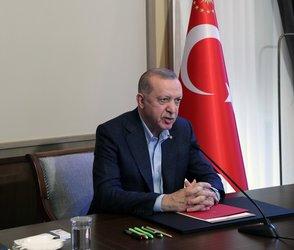 Erdoğan calls for global action over Israeli aggression