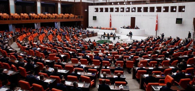 TURKISH LAWMAKERS RATIFY MOTION ON TROOPS DEPLOYMENT IN KARABAKH