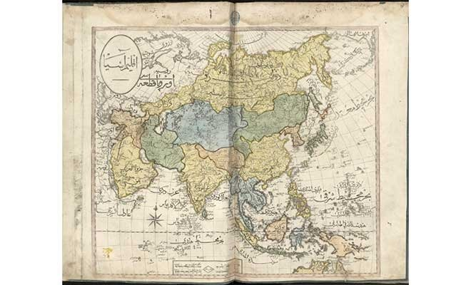 Asya Kıtası (İklim-i Asya)