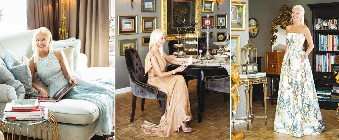 Bebek'te kısa süre önce taşındığı evinin kapılarını Harper's Bazaar'a açıyor Siren Ertan. Ve şu sıralar yalnızca moda alanında değil mimar Hakan Helvacıoğlu yaptığı işbirliğiyle dekorasyon konusunda da yaratıcılığını konuşturuyor.