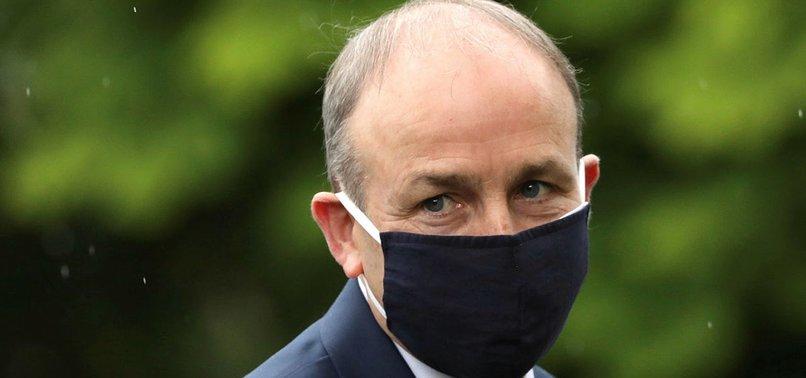 IRELAND ANNOUNCES LOCAL LOCKDOWNS AS VIRUS CASES RISE