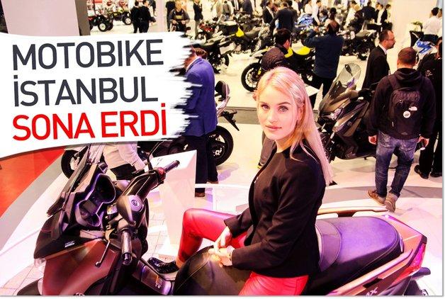 Motobike İstanbul'da renkli hafta sonu sona erdi