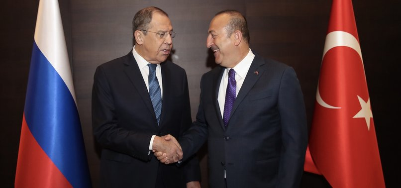 TURKEY, RUSSIA LASH OUT AT US DECISION ON GOLAN HEIGHTS