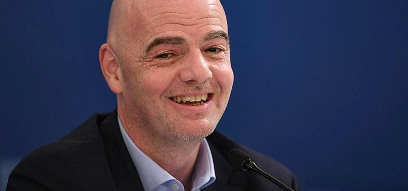FIFA WILL HOLD A NEW CLUB WORLD CUP IN 2021 - INFANTINO