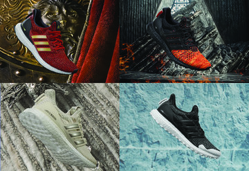 ADIDAS RUNNING'DEN 6 FARKLI ULTRABOOST İLE GAME OF THRONES ÖZEL SERİSİ
