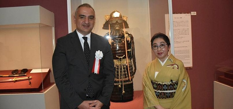 Japan marks Turkish Culture Year - anews