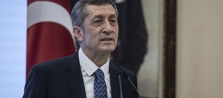 Milli Eğitim Bakanı Selçuk: Okullarda sınav yapılması konusunu gündeme getiriyoruz