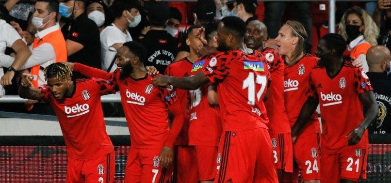 TSL CHAMPIONS BEŞIKTAŞ FACE UEFA IN COURT OVER UNPAID DEBTS