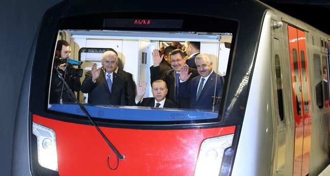 Ankara's newest metro line expected to serve 50,000 a day