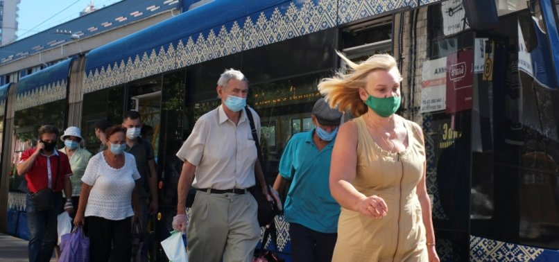 UKRAINE REPORTS SECOND-HIGHEST DAILY COVID-19 RELATED DEATHS SINCE PANDEMIC START