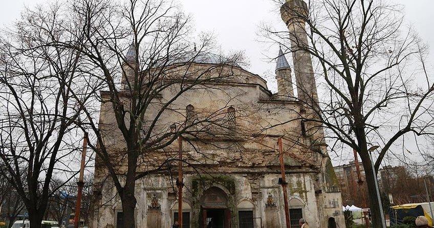Bulgaristandaki mahzun cami restore edilecek