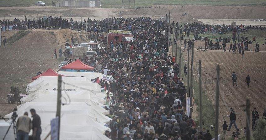 Gazzede şehit sayısı 15e yükseldi