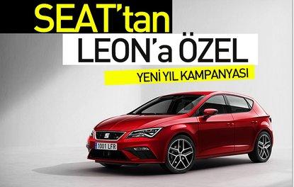 SEAT'tan Leon'a özel yeni yıl kampanyası