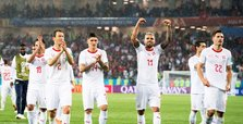 Switzerland comes from behind to beat Serbia